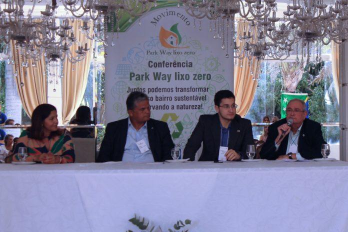 Reunião Park Way Roriz Neto