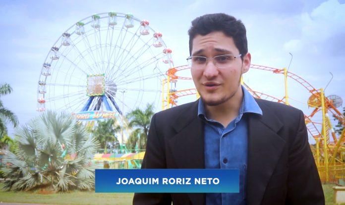 JOaquim Roriz Neto Redetv